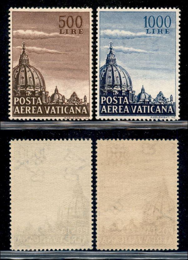 VATICANO / Posta aerea