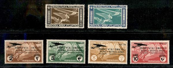 ITALIA / Colonie / Tripolitania / Posta aerea