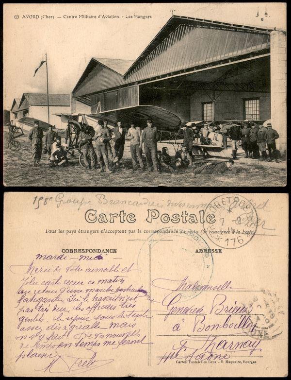 ITALIA / Regno / Aerogrammi  (1915)  - Asta Asta Pubblica-Live Posta Aerea - Auction Gallery