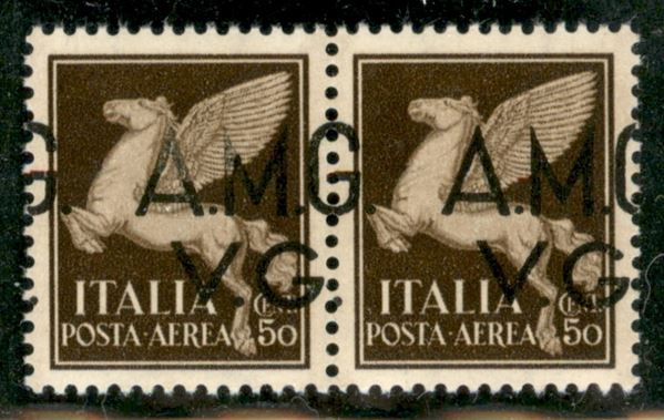 ITALIA / Trieste  / Trieste AMG VG / Posta aerea