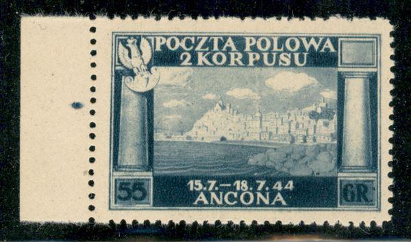 ITALIA / Corpo Polacco / Posta ordinaria