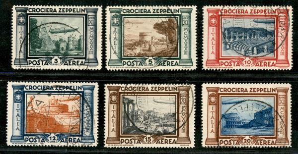 ITALIA / Regno / Vittorio Emanuele III / Posta aerea