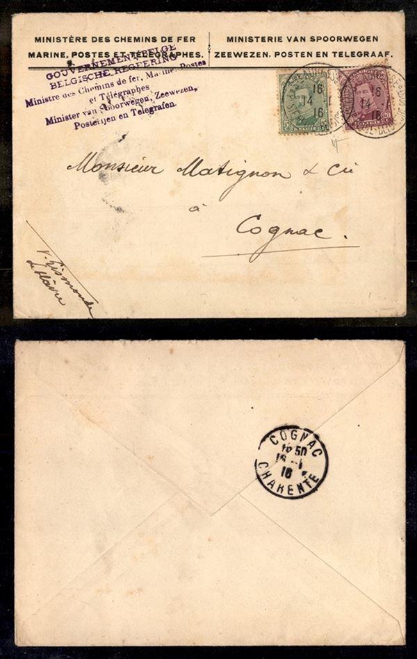 BELGIO / Posta ordinaria