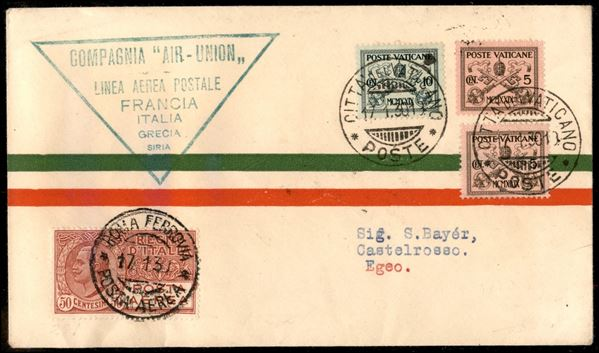 ITALIA / Regno / Aerogrammi