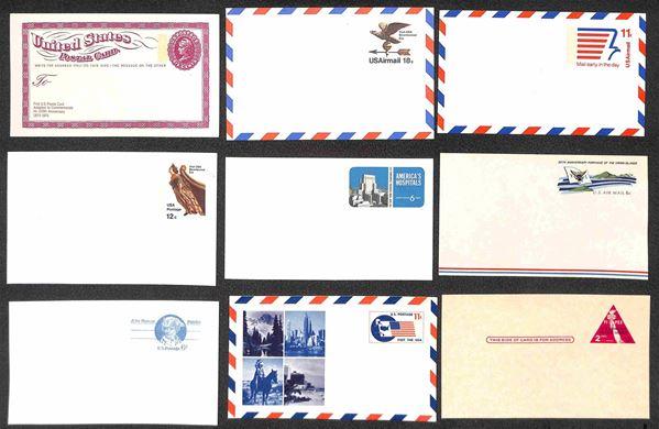 STATI UNITI D'AMERICA / Posta ordinaria + aerea