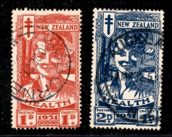 NUOVA ZELANDA / Posta ordinaria