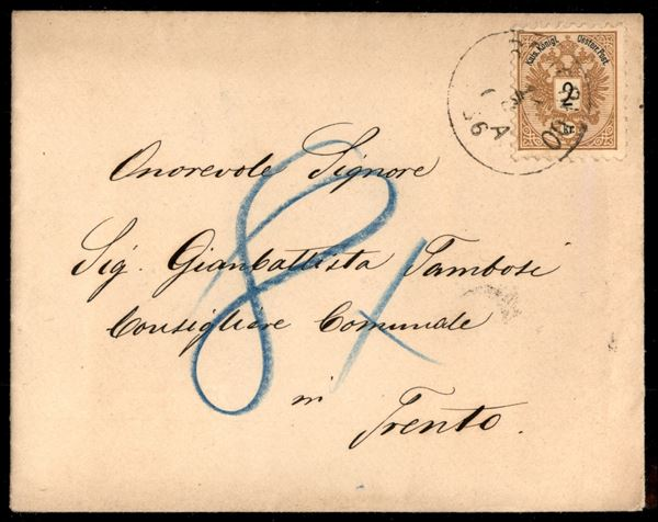 ITALIA / Antichi Stati Italiani / Lombardo Veneto / Territori Italiani d'Austria