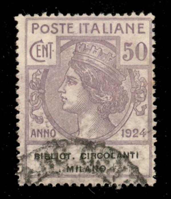 ITALIA / Regno / Vittorio Emanuele III / Enti parastatali
