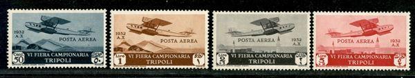 ITALIA / Colonie / Libia / Posta aerea