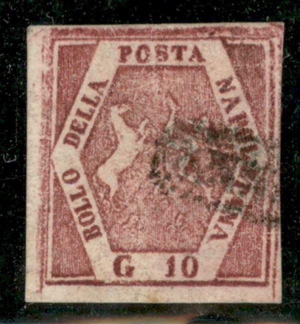 ITALIA / Antichi Stati Italiani / Napoli / Falso dell'epoca