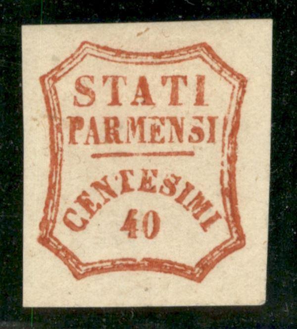 ITALIA / Antichi Stati Italiani / Parma / Governo Provvisorio / Posta ordinaria