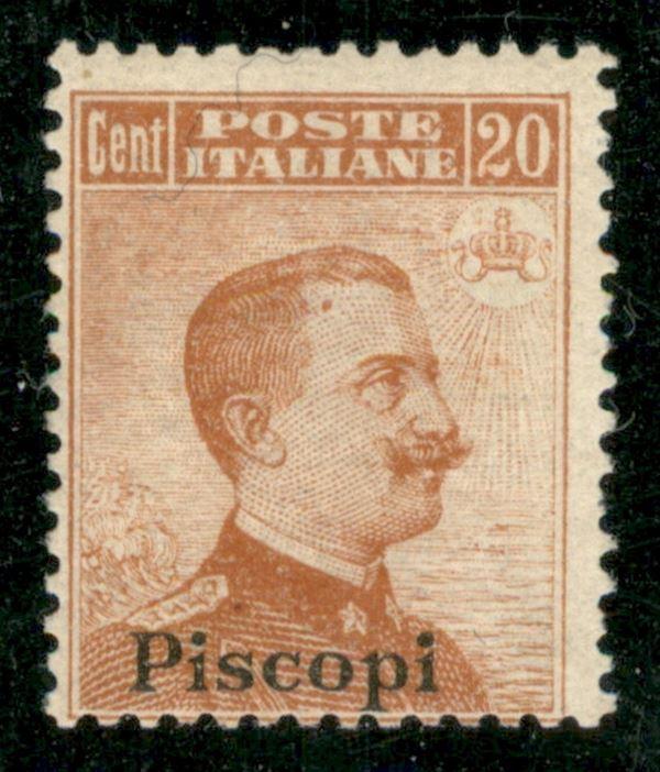 ITALIA / Colonie / Egeo / Piscopi / Posta ordinaria