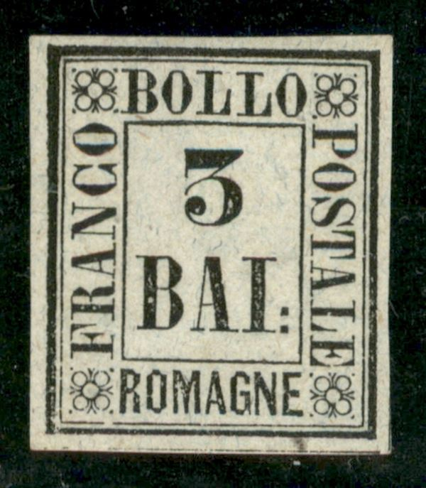 ITALIA / Antichi Stati Italiani / Romagne / Prova d'Archivio