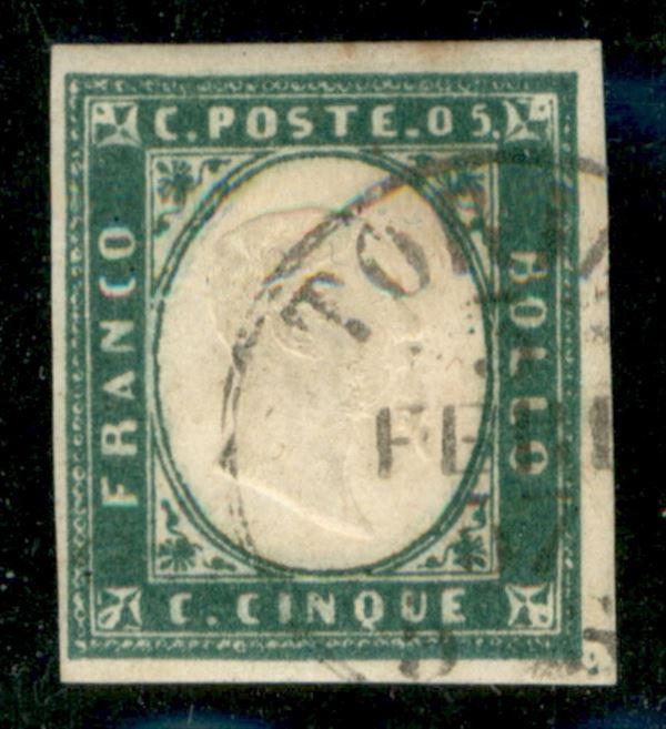 ITALIA / Antichi Stati Italiani / Sardegna / Posta ordinaria