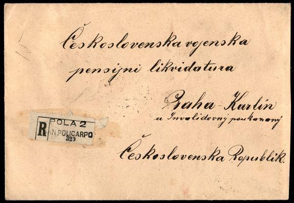 ITALIA / Regno / Vittorio Emanuele III / Posta ordinaria