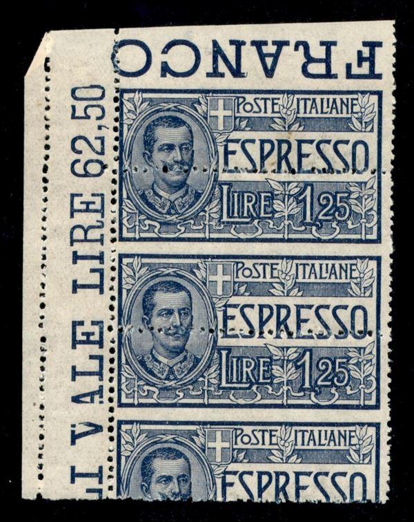 ITALIA / Regno / Vittorio Emanuele II / Espressi