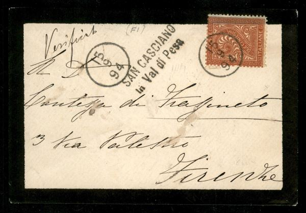 ITALIA / Regno / Vittorio Emanuele II / Posta ordinaria