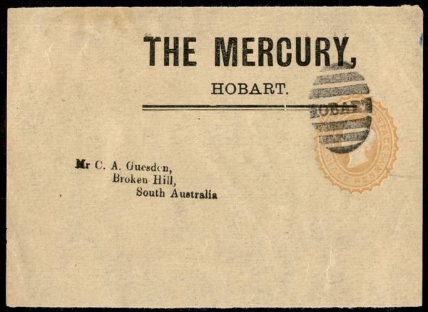 AUSTRALIA / Posta ordinaria