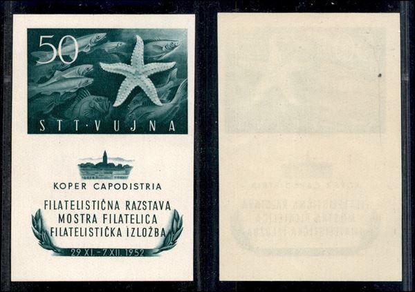 ITALIA / Trieste  / Trieste B / Posta ordinaria