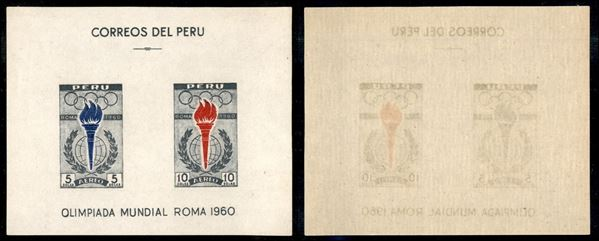 PERU' / Posta ordinaria