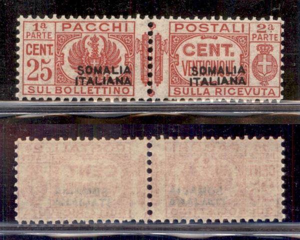 ITALIA / Colonie / Somalia / Pacchi postali