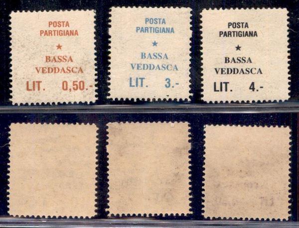ITALIA / C.L.N. / Posta ordinaria